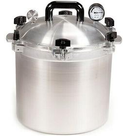 All American No.921 Pressure Canner & Cooker 21.5 Qt