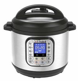 Instant Pot Nova Plus 6 Qt 9-in-1 Multi-Use Pressure Cooker
