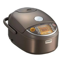 Zojirushi Np-NVC10XJ Induction Heating 5.5-Cup Rice Cooker &