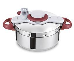 Tefal P4620733 Clipso Minut 'Perfect Pressure Cooker Garb Ba