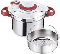 "T-fal Pressure Cooker ""ClipsoMinut Easy"" 6.0L  P4620769【Ja"