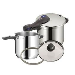 WMF Perfect Plus Pressure Cooker Set - 4.5 qt, 6.5 qt.