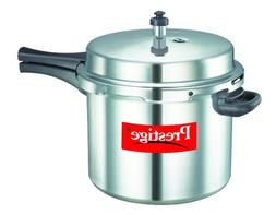 Prestige PPAPC10 Popular Pressure Cooker, 10 Liter, Silver