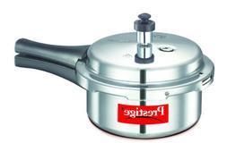 Prestige Popular Aluminium Pressure Cooker 2 Liters 2 L