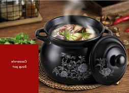 AO-pots Casserole Soup pot Ceramic Casserole Health Soup Sou