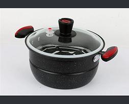 AO-pots Soup pot Casserole Pan Cookware Maifan Stone Steamer