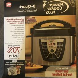 Power Cooker Pressure Cooker