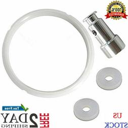 Power Pressure Cooker Float Valve Sealer Sealing Rings Gaske