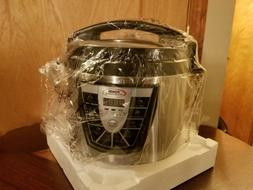 Power Pressure Cooker XL 10-Qt. One Touch Cooking As seen on
