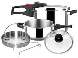 Magefesa Practika Plus Stainless Steel 6-Piece Set