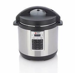 Fagor Premium 6 Qt. Pressure Cooker/Rice Cooker