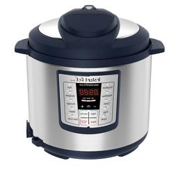 Instant Pot Pressure Cooker 6 in 1 Programmable 6 Quart Elec