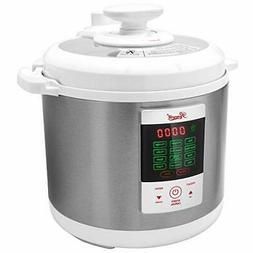 Pressure Cooker 6 qt Digital Slow Cooker 8-in-1 Multifunctio