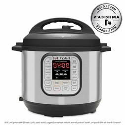 Pressure Cooker 6 qt Slow Cooker Rice Cooker Steamer Saute'