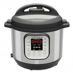 Pressure Cooker Instant Pot 6-Quart 7-in-1 Multi-Use Program