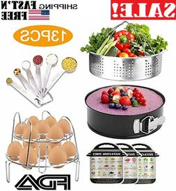Pressure Cooker Accessories Set Compatible w/ Instant Pot 5,