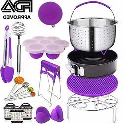 Pressure Cooker Accessories fits Instapot 6,8 Qt Steamer Bas