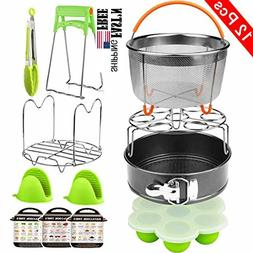 Pressure Cooker Accessories Set Compatible with Instant Pot