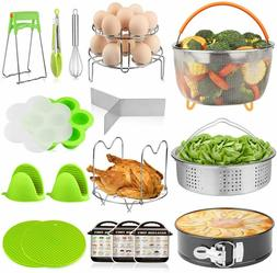 18 Aiduy Pressure Cooker Accessories Set Compatible with Ins