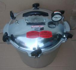 ALL AMERICAN PRESSURE COOKER CANNER NEW IN NICE CONDITION MO
