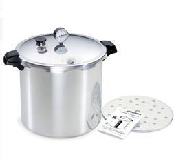 Pressure Cooker/Canner Presto 23-Qt Deluxe Pressure Dial Gau
