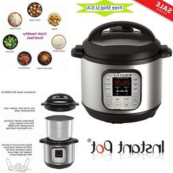 Instant Pot Pressure Cooker Rice, Steamer,Sauté, Yogurt Mak