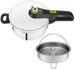 """T-fal pressure cooker saucepan """"secure Neo""""  P2534045"""
