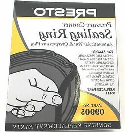 Presto Pressure Cooker Sealing Ring With Air Vent & Over Pre