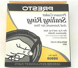 Presto Pressure Cooker Sealing Ring Gasket 09909