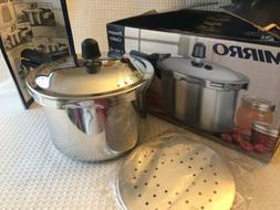 Mirro pressure cooker