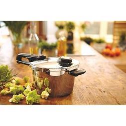 Fissler Pressure Cookers Vitavit 4.8 Quart Premium
