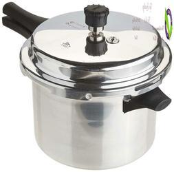 Presti Ppa5L Popular Aluminum Pressure Cooker, 5-Liter