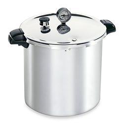 Presto Aluminum 23-Quart Pressure Canner and Cooker