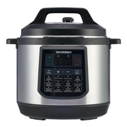Programmable Electric Pressure Instant Pot Multi Cooker 8-Qu