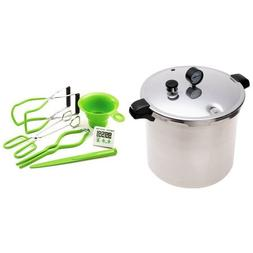 Presto 01781 23-Quart Pressure Canner and Cooker and Presto