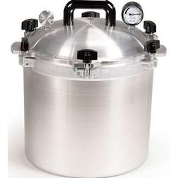 All American 921 21 Quart Pressure Cooker Canner