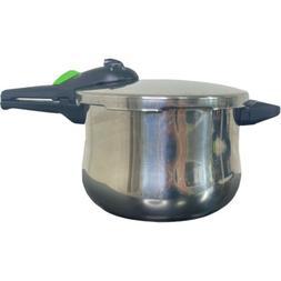 Fagor Rapida 6 L Liter  Stainless Steel Pressure Cooker Cook