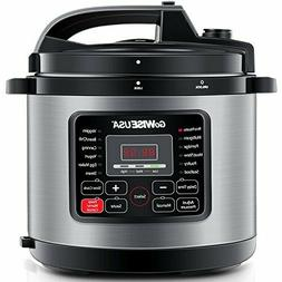 REFURBISHED - GoWISE USA 8-Qt Electric Pressure Cooker GW227