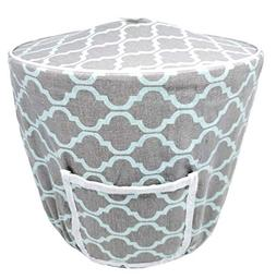 Chloe's Home Reversible Dust Cover, Compatible With 8QT Inst
