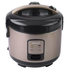 KONKA Rice Cooker, KRC - 30JX37 5 Cup Electric Cooker with 1