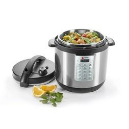 Fagor Select 6 Quart  Electric Pressure Cooker Rice Cooker