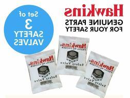 Hawkins Safety Valve For All Type Pressure Cooker 1.5 Ltr T