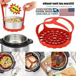 Silicone Bakeware Lifter Accessories,Pressure Cooker Sling U