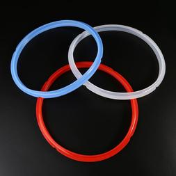 Silicone Sealing Ring 6/8 Quart For <font><b>Instant</b></fo