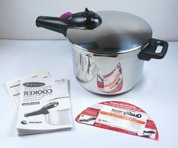 Fagor Splendid Stainless Steel Pressure Cooker 6L  Inox 18/1