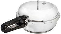 Vinod Splendid Stainless Steel Sandwich Bottom Pressure Pan,