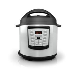 Stainless Steel Digital Electric Pressure Cooker Pot 6 Qt, w