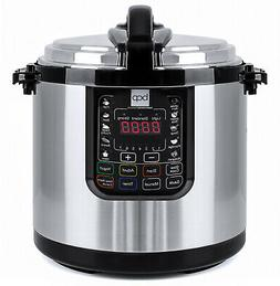 Best Choice Products 12L 1000W Multifunctional Stainless Ste