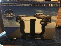 Fagor Stainless Steel Pressure Cooker, New In Box. Item # 91