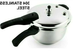 Premium Stainless Steel Pressure Cooker,4.5/6.7/8.9/11.2/13.